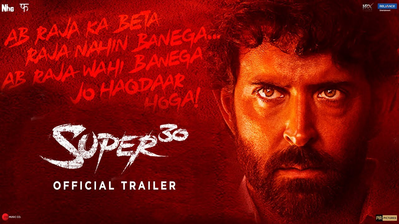 super 30 full movie download2020