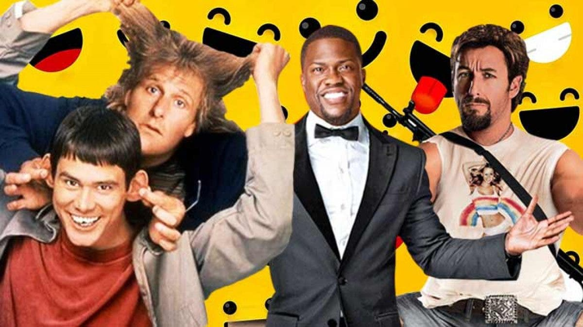 Comedy Movies Hollywood