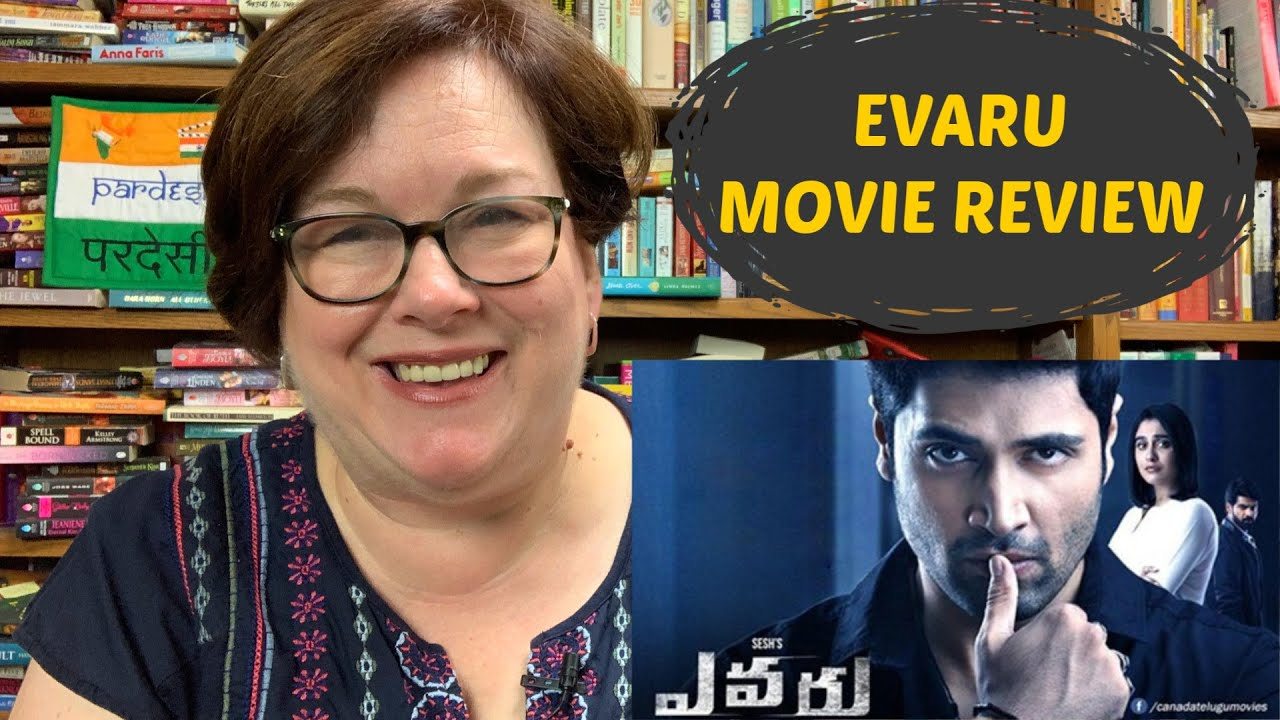 Evaru Movie Review2020