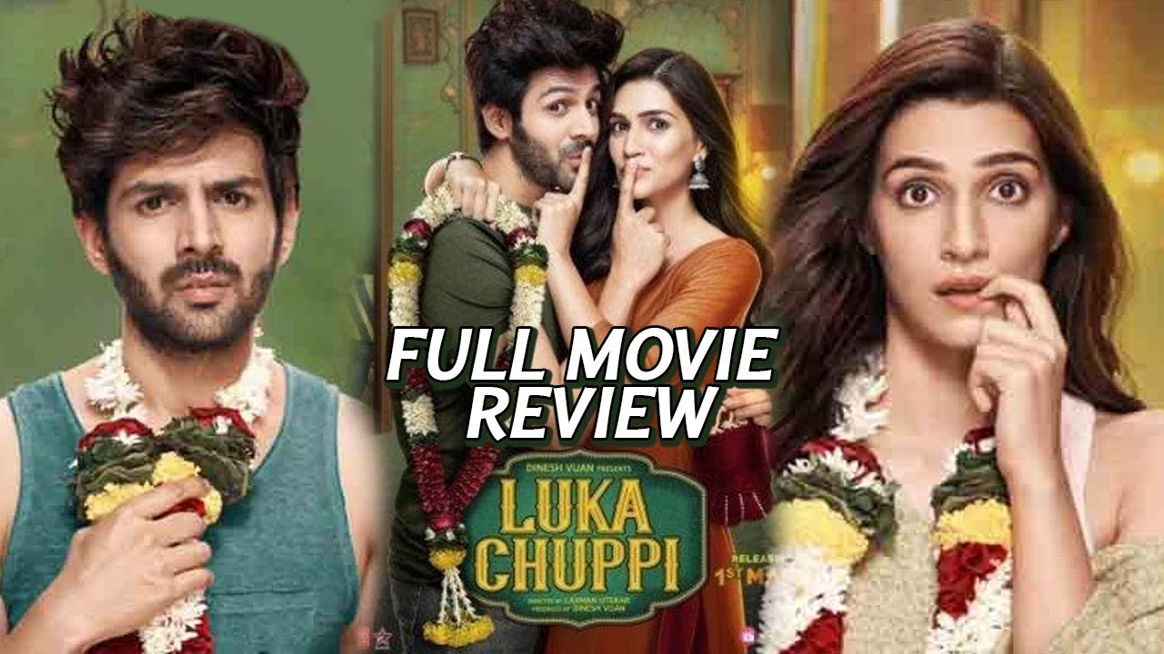 Luka chuppi Full movie2020