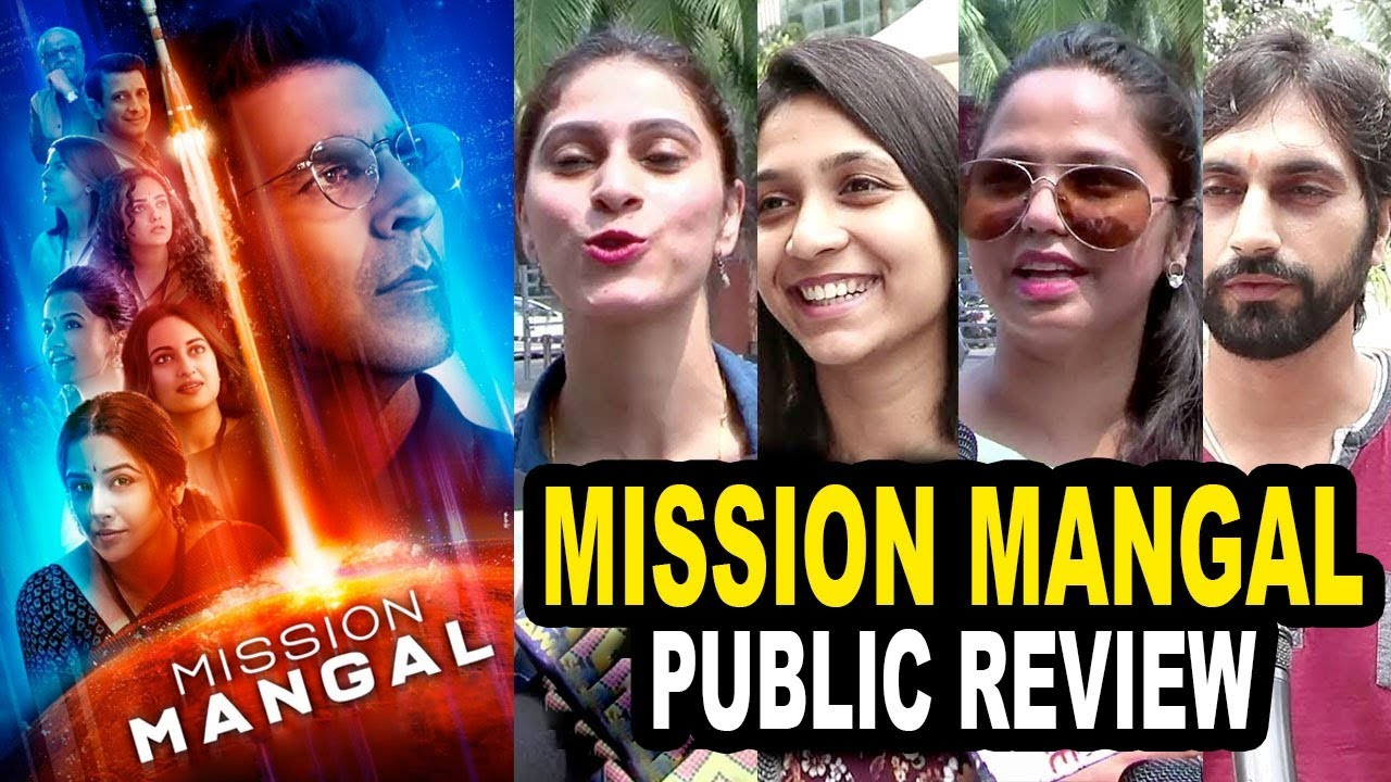 Mission Mangal Review2020