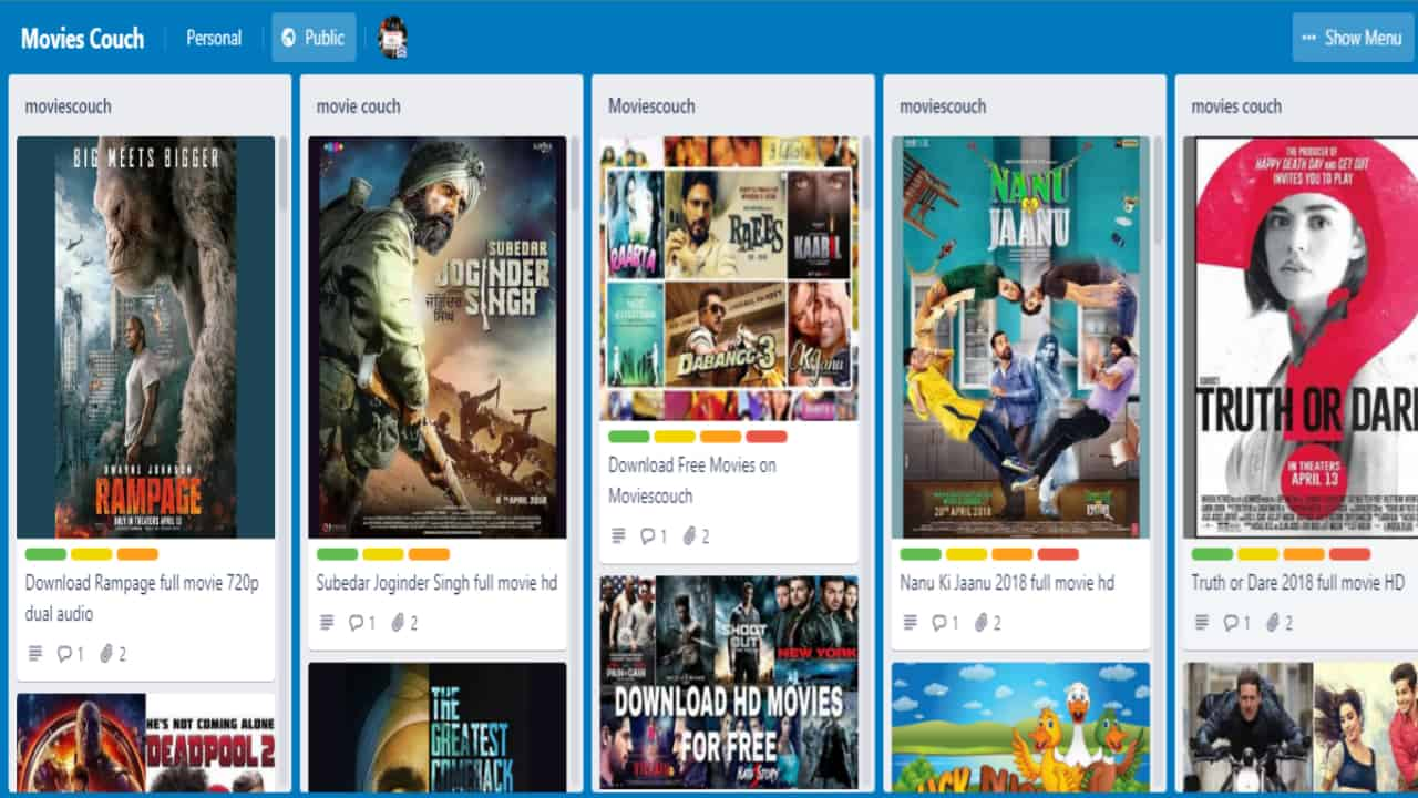 Moviescouch Bollywood Movies Download