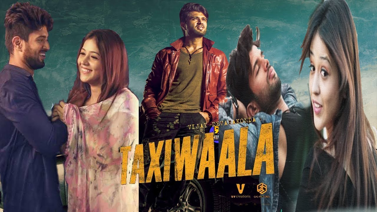 Taxiwala Movie2020