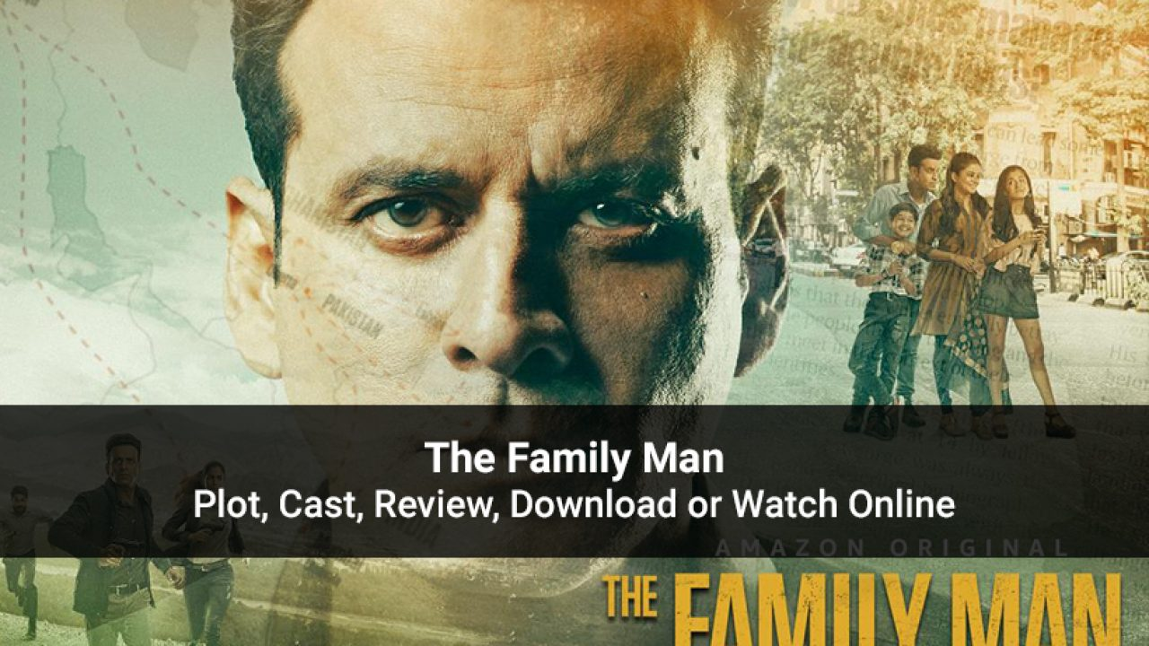 The Family Man Review2020