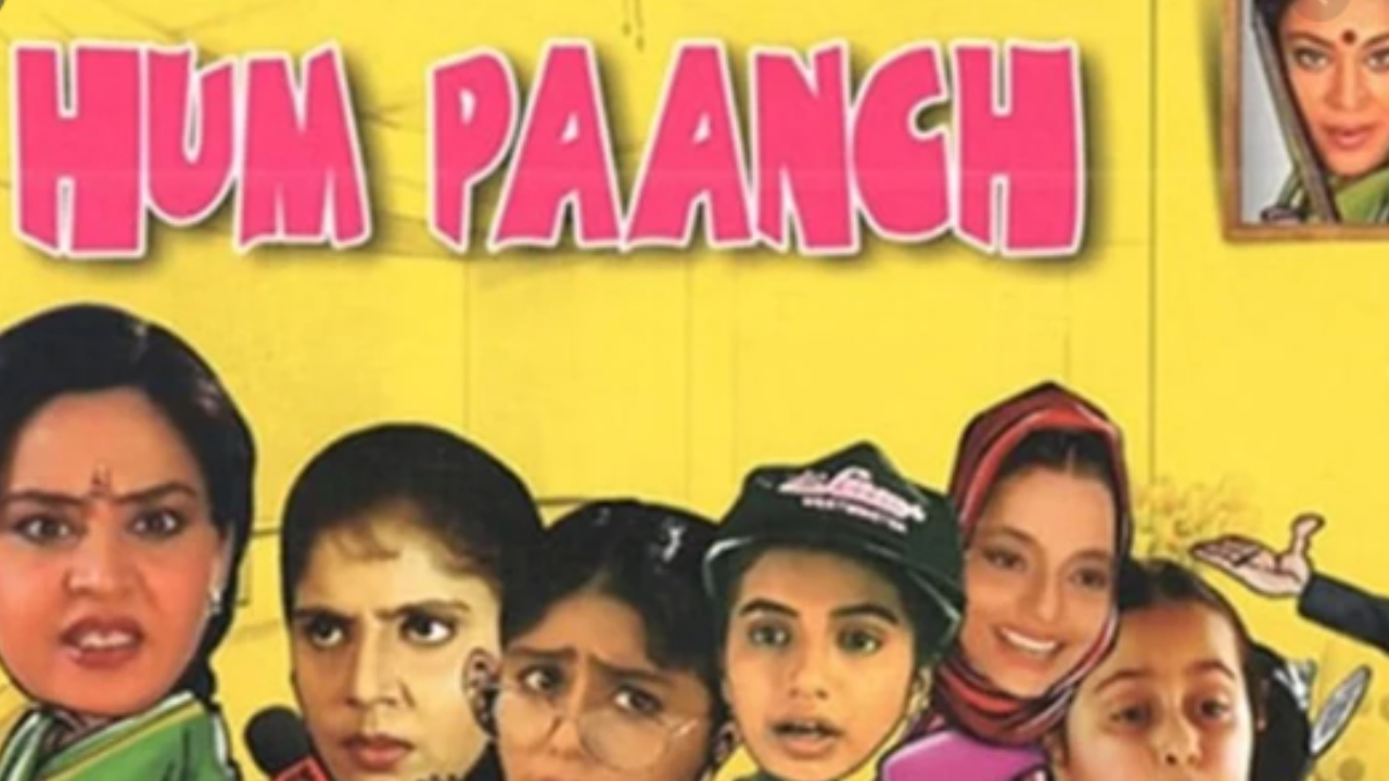 Hum Paanch.2020