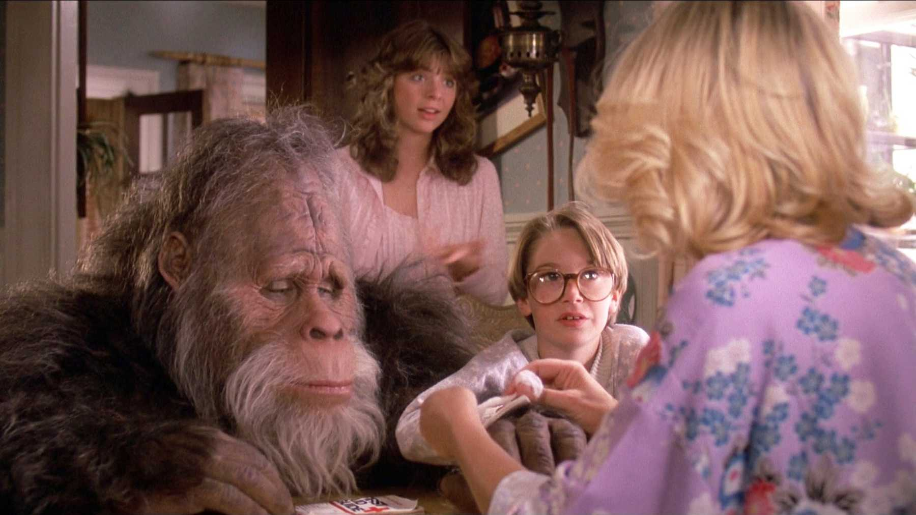 Harry and the Hendersons2021
