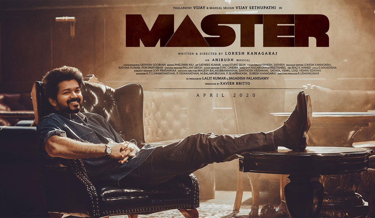 master movie review2021