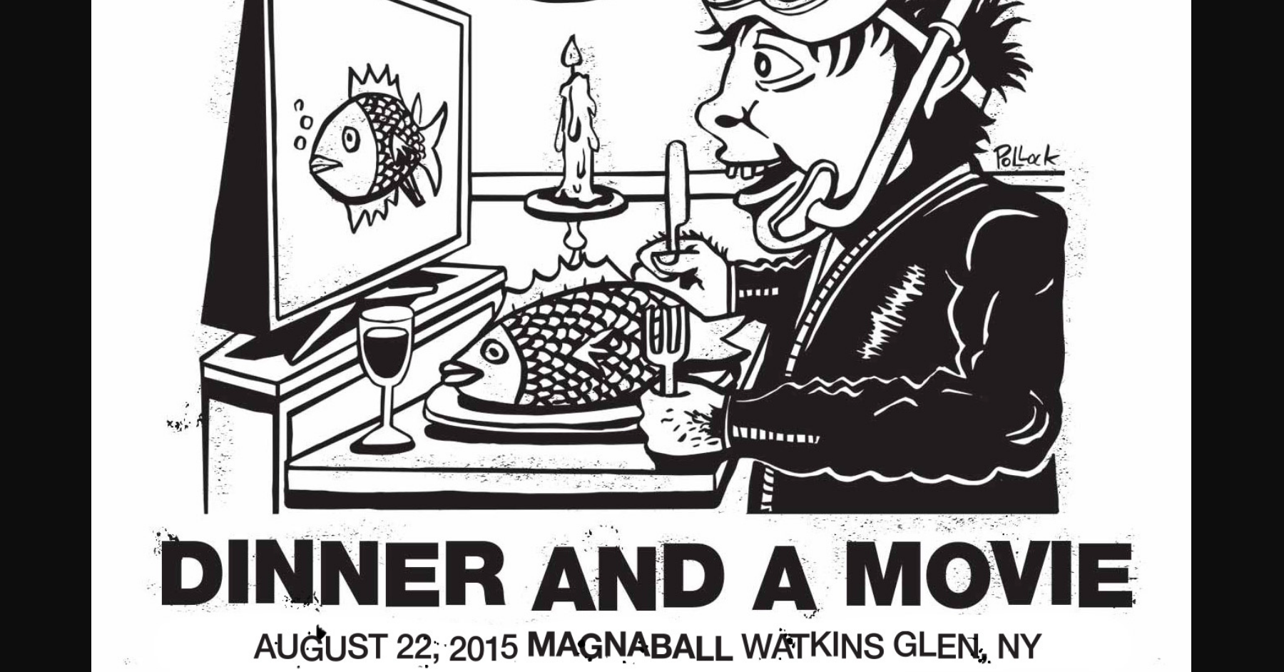 phish dinner and a movie