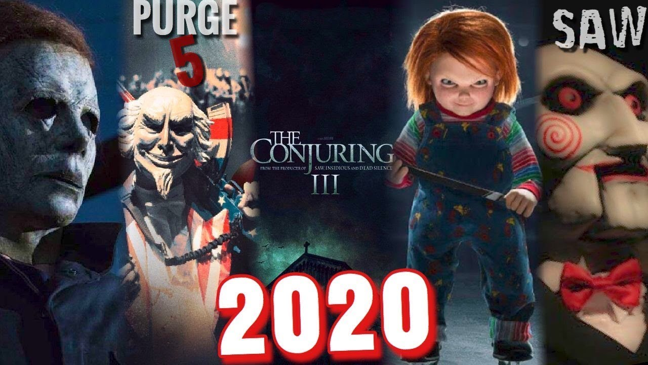scary movies 2020