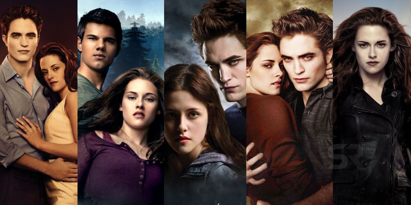 twilight movies in order2021