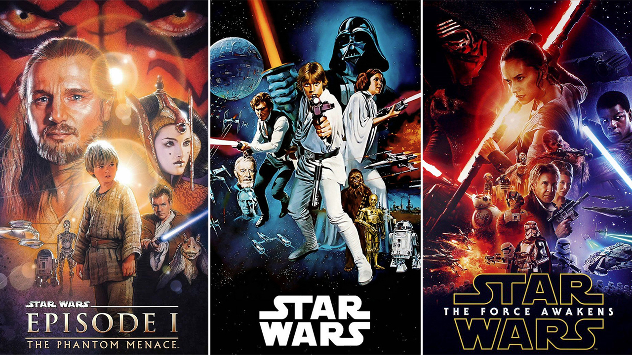 Star wars movies2021