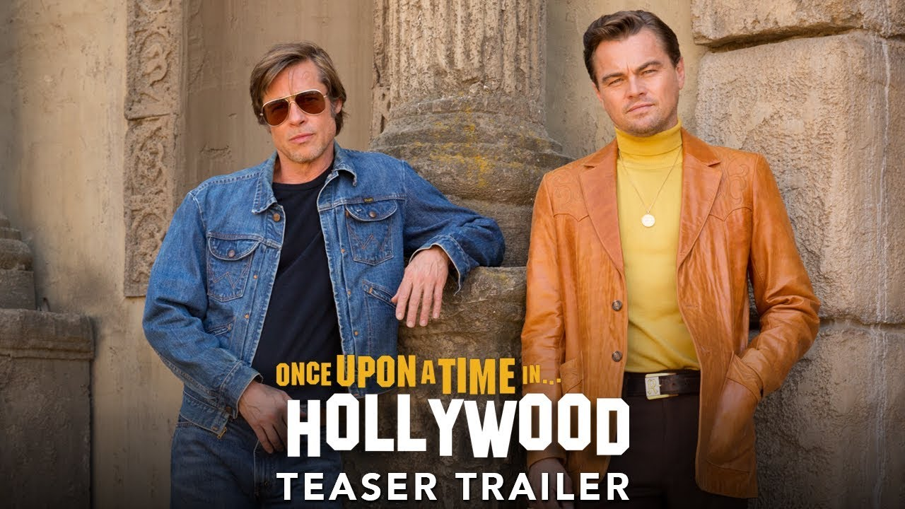 once upon a time in hollywood full movie2021