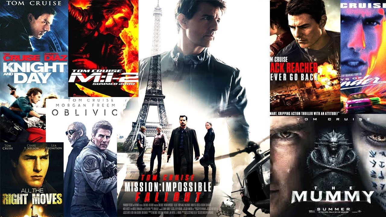 tom cruise movies2021