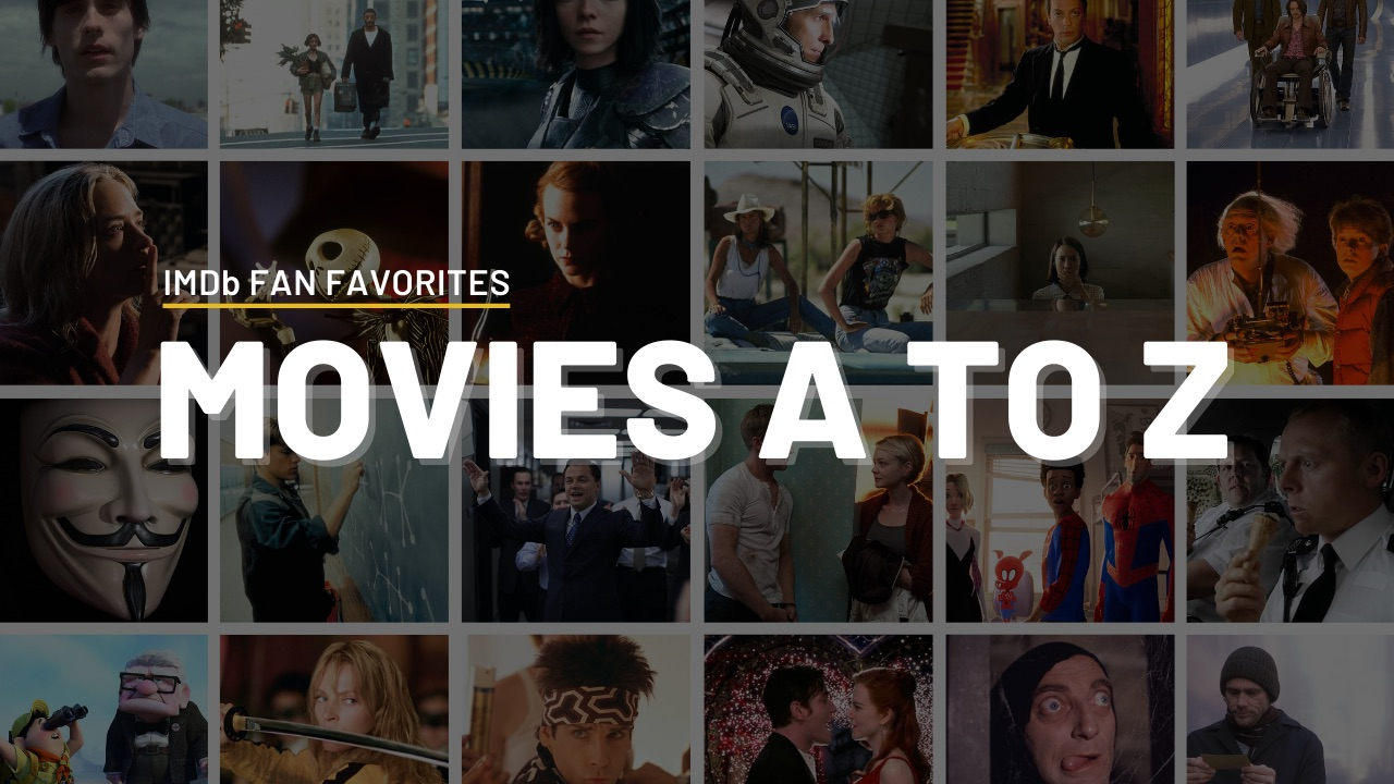 movies a to z2021